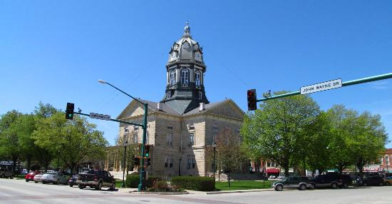 Courthouse Square: Madison County Courthouse