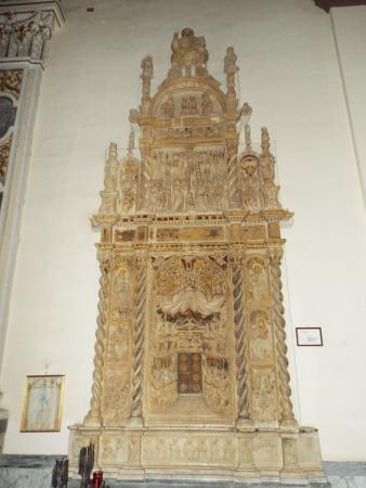 Collesano, Itálie: Basilica S. Pietro