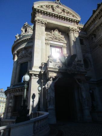 Paryż, Francja: Opera Garnier