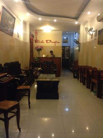 Bich Duyen Hotel: Hotel