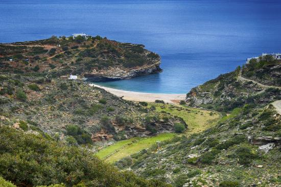 Andros, Greece: Vitali Beach