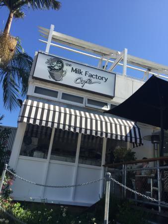 Milk Factory Gallery Cafe