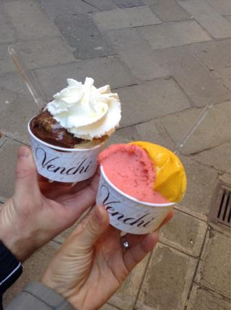 Amazing gelato!