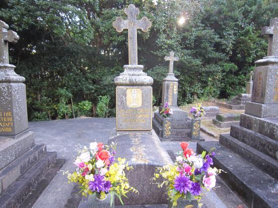 Father Maruman's Grave