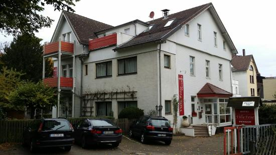 Bad Harzburg, Allemagne : Hotel-Pension Villa Feise