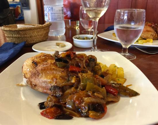 Celler El Moli : A fine plate of food