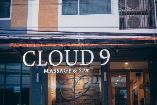 ‪Cloud 9 Massage & Spa‬