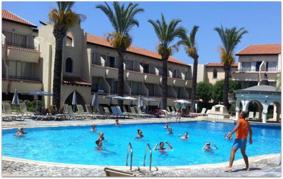 Napa Plaza Hotel Aqua Gym