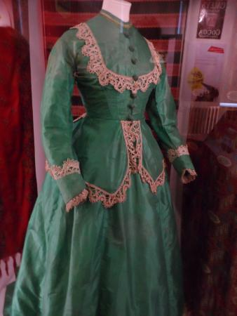 Museum of Norwich at the Bridewell : costume