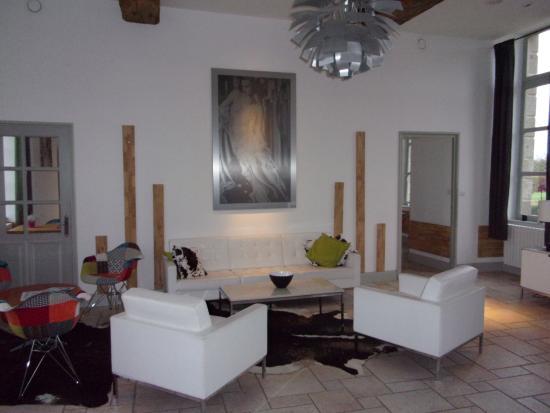 salon Picture of Chateau du Bois Guy, Parigne TripAdvisor # Chateau Du Bois Guy