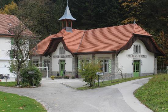 Bole, Suíça: Hotel de la truite