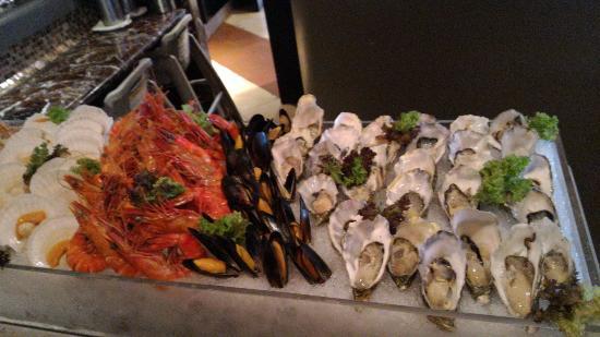 Prego: seafood