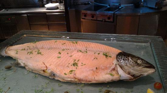 Prego: Salmon