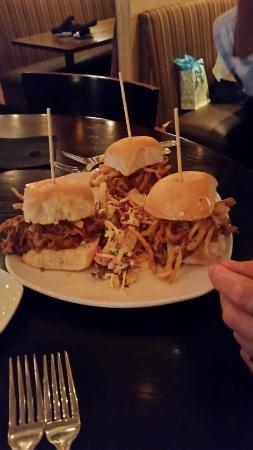 jack allen\'s kitchen menu pulled pork sliders   overpriced for such an simple menu item  jack allen\'s kitchen menu