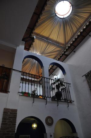 Hostal San Juan: Innenhof