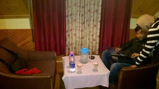 Zarim Hotel : Room