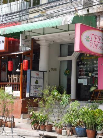 Ban Khok, Thái Lan: 外観