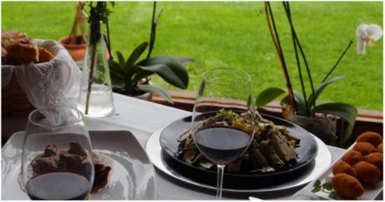 imagen Restaurante Gailurretan en Valle de Carranza