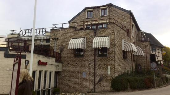 Dakterras boven het restaurant foto van 39 t klukske lemiers tripadvisor - Dakterras restaurant ...
