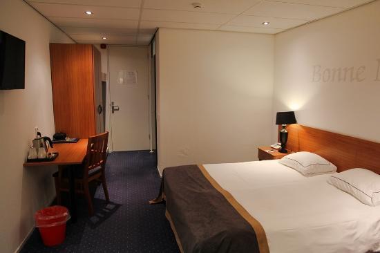 Het Wapen Van Delden Motel : Clean room, nice bed