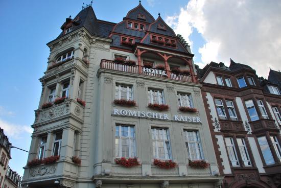 Romischer Kaiser : Отель