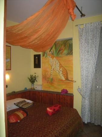 Hotel Europeo & Flowers: Номер в отеле
