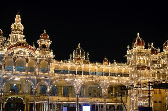Παλάτι του Μαχαραγιά της Μαϊσόρ (Amba Vilas)