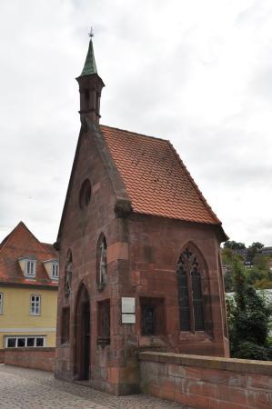 Nikolauskapelle: the chapel
