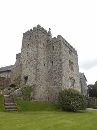 Κένταλ, UK: Sizergh Castle
