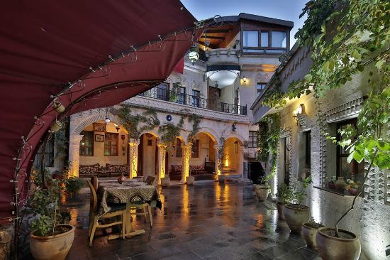 Goreme House: Entrance