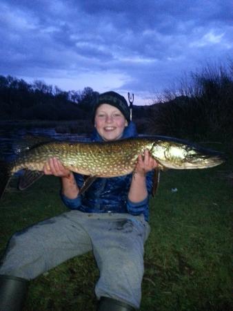 Ford, UK : Great fishing, amazing scenery and brilliant hospitality.