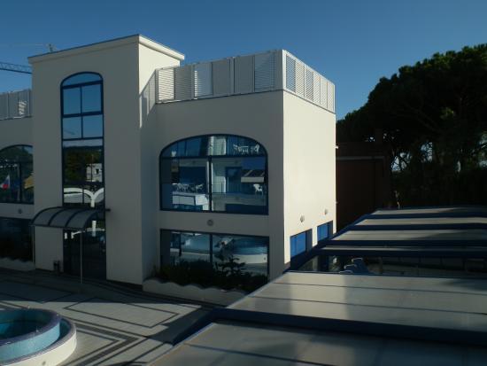 Masd Mediterraneo Hotel Apartamentos Spa: Вид из окна