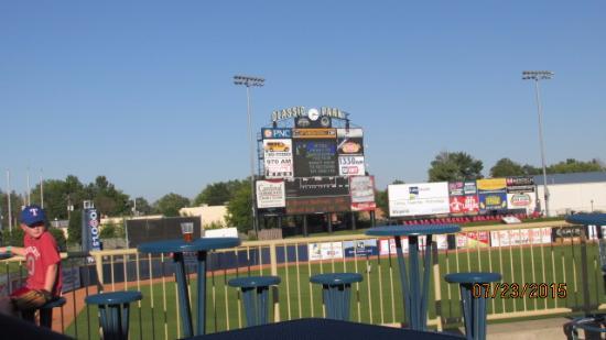Eastlake, OH: Scoreboard