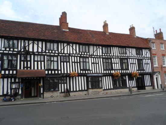 Church Street Almshouses, Stratford