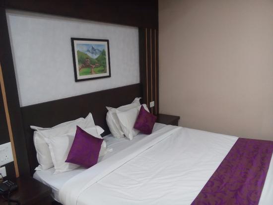 Elysium Garden Hill Resorts: Rooms