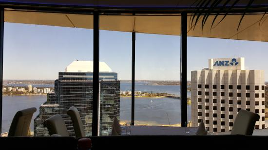 View picture of c restaurant perth tripadvisor for 44 st georges terrace perth parking