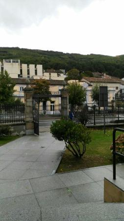 Balneario De Banos De Montemayor Caceres Picture Of Balneario De