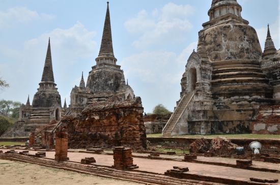 Ayutthaya - Picture of Wat Phra Sri Sanphet, Ayutthaya - TripAdvisor