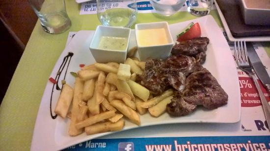 Le franco belge laon restaurant avis num ro de - Comptoire d electricite franco belge ...