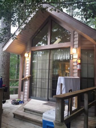 Tiger Creek Falls Inn : chalet