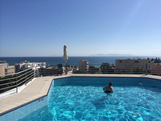 Emmantina Hotel: pool