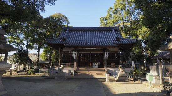 Niwajiuji Shrine