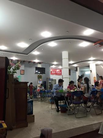 Ba Thoi Restaurant: Shop Name