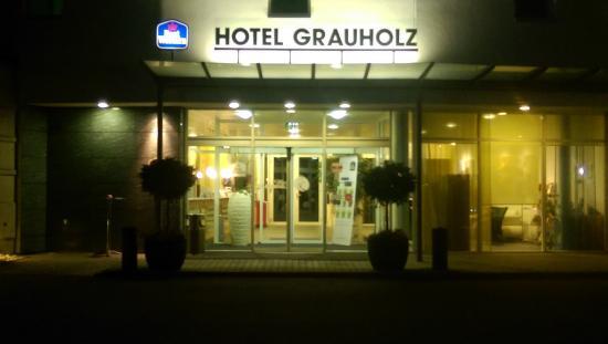 Ittigen, Ελβετία: Hoteleingang