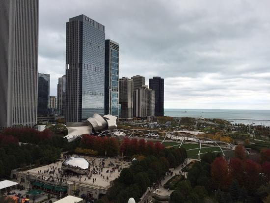 The view was picture perfect cindy 39 s chicago tripadvisor for Table 52 chicago tripadvisor