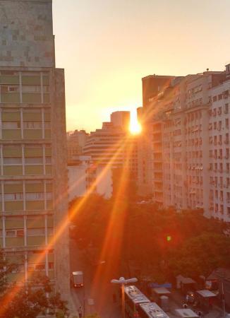 Hotel Novotel Rio De Janeiro Santos Dumont: vista do apartamento
