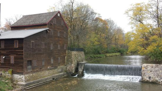 Pine Creek Grist Mill: 20151024_112928_large.jpg
