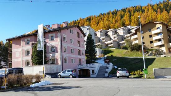 hotel Cervus_St. Moritz_CH - Oct. 2015