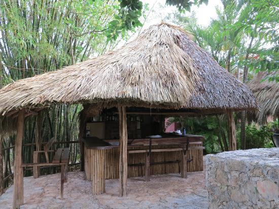 Hacienda Hotel Santo Domingo: Bar/Restaurant