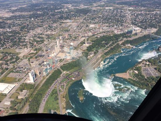 Niagara Falls Helicopter Tour Cost